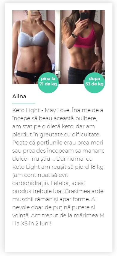 Keto Light + păreri