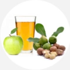 Suc de maclură pomiferă + ulei de kukui