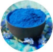 Spirulină albastră